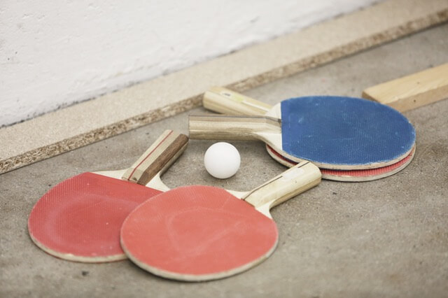 Table Tennis Rubber