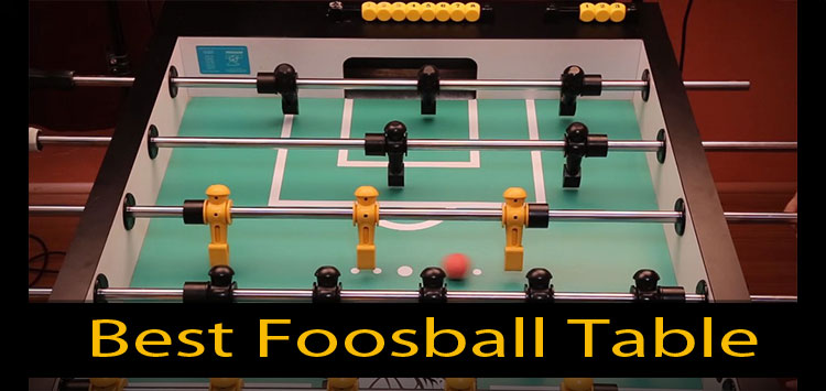 Best Foosball Table Reviews 2019 Table Tennis Earth
